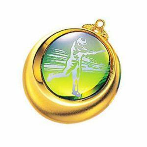 クリスタル・ガラスメダル