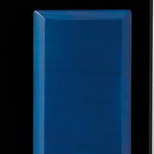 ブルーのプレートが綺麗です