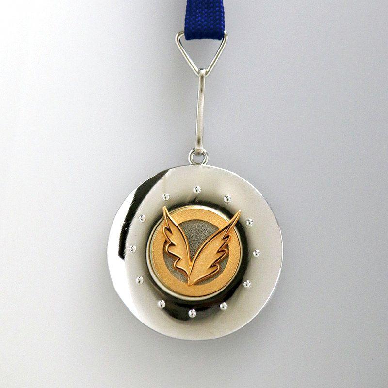 ヴィーナスアワードメダル WIN-LF50GO(金色)