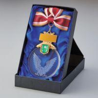オプティカルガラスメダル ケース